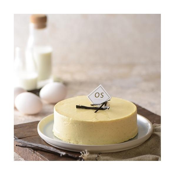 純粹香草蛋糕